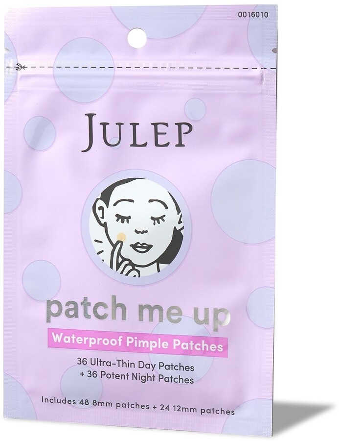 Thumbnail for your product : Julep Patch Me Up, Waterproof Pimple Patches, 36 Day & 36 Night Patches