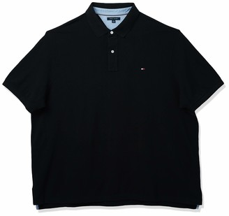 Tommy Hilfiger Men's Tall Size Big & Tall Short Sleeve Polo in Classic Fit