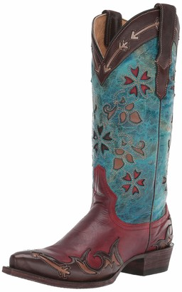 Stetson Women's Arrow Western Boot