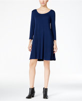 Style&Co. Style & Co Style & Co Petite Swing Dress, Created for Macy's