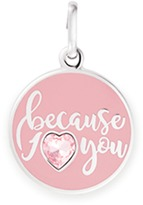 Alex and Ani Because I Love You Necklace Charm