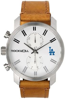 Rockwell Men's Los Angeles Dodgers Apollo Chronograph Watch