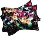Deny Designs Blooming Pillowcases (Set of 2)