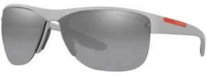 Prada Linea Rossa Active Polarized Sunglasses, Ps 17US 68