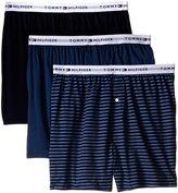 Tommy Hilfiger Men's 3-Pack Knit Boxer