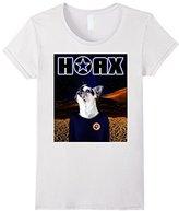 Men's FRENCH BULLDOG T-SHIRT HOAX SPACE DOG 2XL