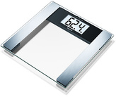 Beurer BF480 USB Body Weight Analysis Bathroom Scale - Clear