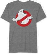 JEM Men's Ghostbusters Graphic-Print T-Shirt