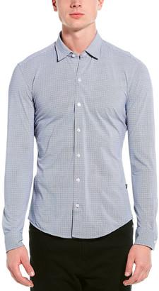 HUGO BOSS Robbie Sharp Fit Woven Shirt