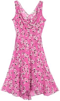 Diane von Furstenberg Dita Printed Fit & Flare Dress