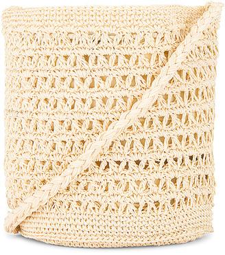 Faithfull The Brand Tuscany Crochet Bag