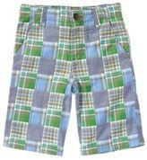 Crazy 8 Patchwork Plaid Shorts