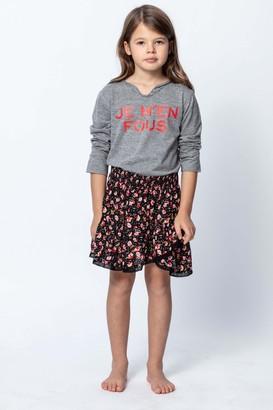 Zadig & Voltaire Kids' Alexa Skirt