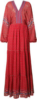 Ulla Johnson long peasant dress - women - Silk/Polyester - 2