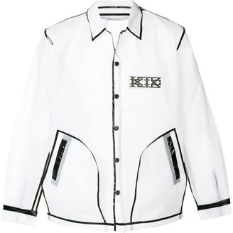 Kokon To Zai Translucent Coach Jacket