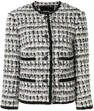 GOEN.J Boucle Tweed Jacket