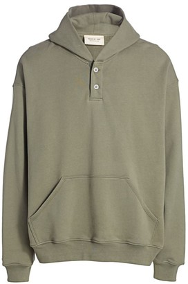 Fear Of God Core Everyday Henley Hoodie