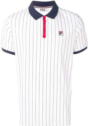 Fila BB1 striped polo shirt