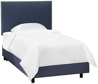 One Kings Lane Loren Kids' Bed - Navy - Twin