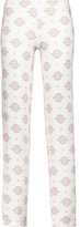 Cosabella Medallion printed stretch-jersey pajama pants