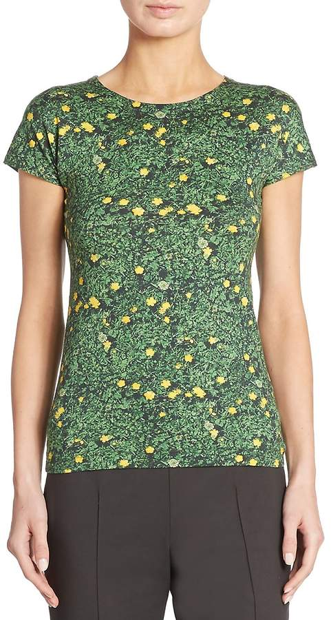 Akris Women's Buttercup Tee