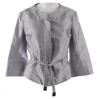 Celine Metallic Silk Jackets