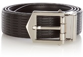 Givenchy Woven Leather Belt