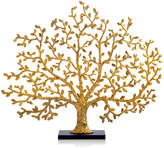 Michael Aram Tree of Life Golden Fireplace Screen