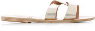 Ancient Greek Sandals Desmos flat sandals