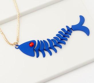 Linea By Louis Dell'olio by Louis Dell Olio Fantasy Fish Pendant