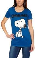 Logoshirt New Girls Peanuts - Charmer Logo Women's T-Shirt
