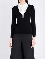 Claudie Pierlot Memphis wool jumper