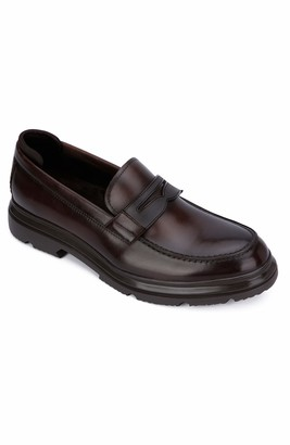 Kenneth Cole New York Men's Carter Lug Penny Loafer