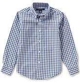 Brooks Brothers Little/Boys 4-20 Non-Iron Gingham Button-Down Shirt