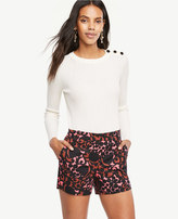Ann Taylor Petite Tulip City Shorts