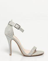 Le Château Glitter Ankle Strap Pump