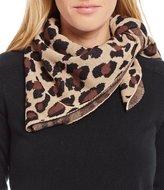 Collection 18 Eyelash Leopard Bandana