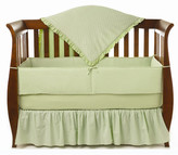 American Baby Company Heavenly Soft 4 Piece Crib Bedding Set
