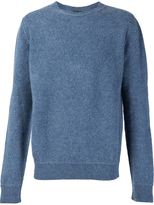 The Elder Statesman cashmere Ra Crew jumper