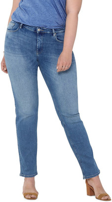 Only Carvera Straight Fit Jeans Lt