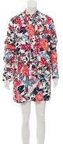 Sonia Rykiel Floral Mini Dress w/ Tags