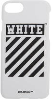 Off-White White Diagonal iPhone 7 Case