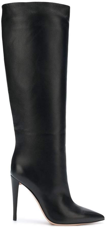 Gianvito Rossi tall pointed boots