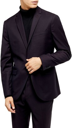 Topman Burg Maverick SB1 Slim Fit Sport Coat