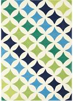 Bright Kids Green Kids Rug, 165x115cm