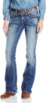 Ariat Women's Women's R.E.a.L Riding Low Rise Boot Cut Jean
