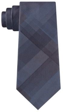 Kenneth Cole Reaction Men's Illusion Classic Plaid Tie