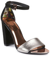 Ted Baker Caiye Leather Ankle Strap Sandals