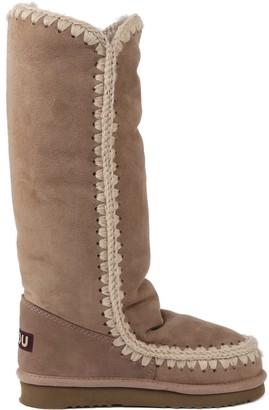 Mou Eskimo 40 Boots In Sheepskin