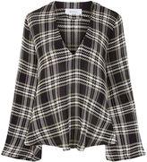 Beaufille Multi Woven Tartan Calypso Sweater